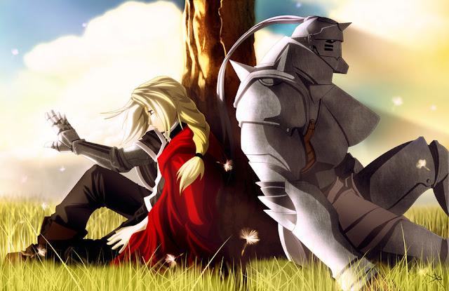 Fullmetal Alchemist Brotherhood 2 Movie Sub Indo Batch