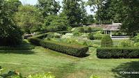 Landscaped garden, Hill-Stead Museum - Farmington, CT