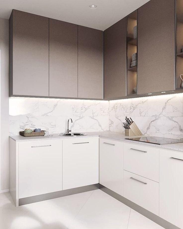 14 Minimalist Kitchen Cabinet Design Model In 2019