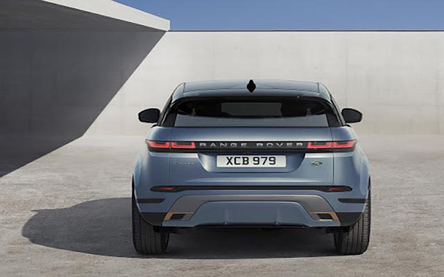 Range Rover Evoque mang lại cảm giác khác biệt với phiên bản trước