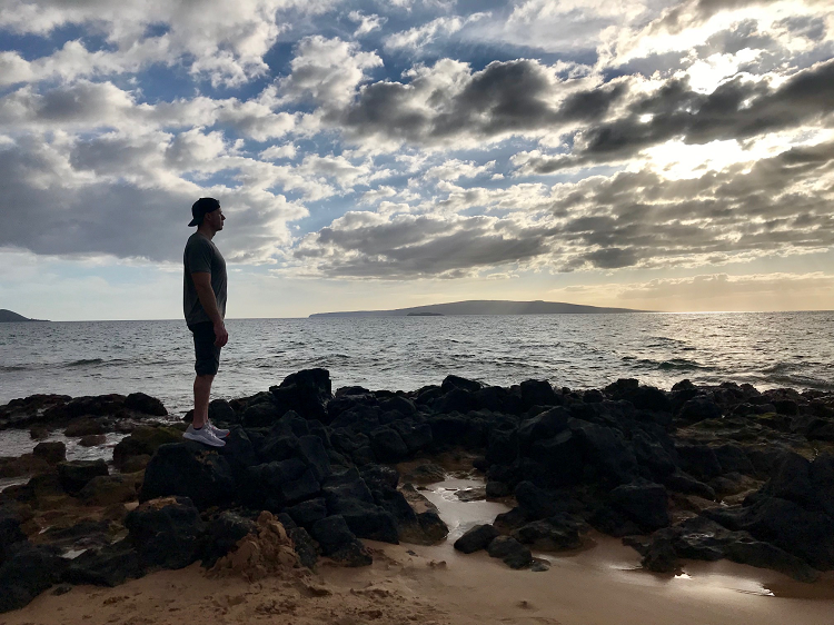 Maui, Hawaii, Keawakapu Beach