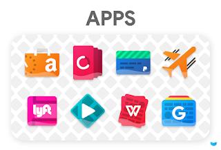 Glaze Icon Pack v4.6.0 [Patched] Apk