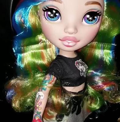Кукла Poopsie Rainbow Surprise ростом как Барби