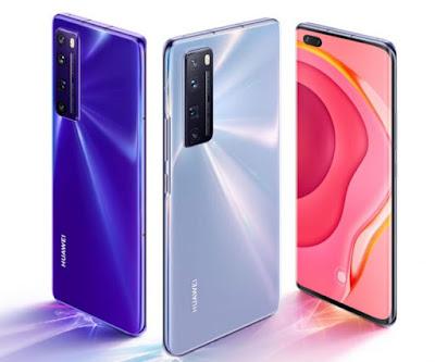 Huawei nova 7s pro