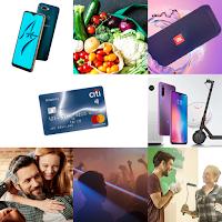 Porównanie 7 promocji karty kredytowej Citi Simplicity