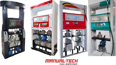 mesin pom mini pertamini gear pump