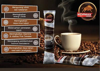 Econaxx Coffee - 100% Asli dari PT. BEST
