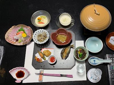 碧水荘 夕食その2