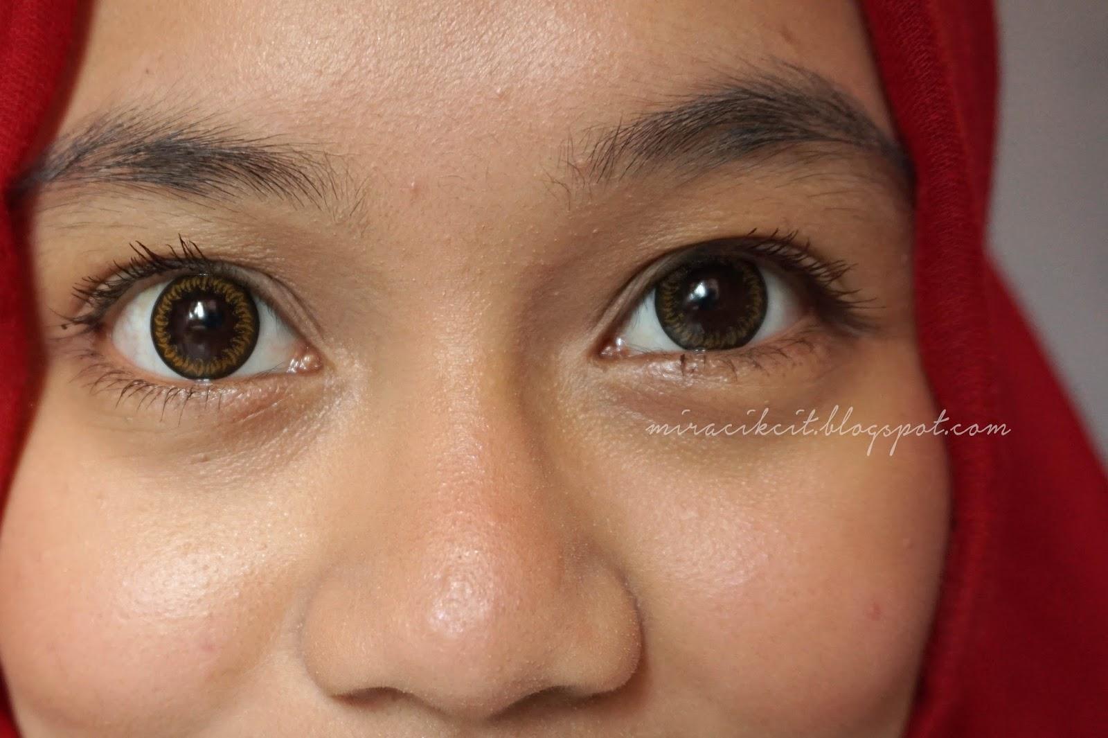 Contact: Review: Horien Eye Secret Contact Lenses In Malaysia