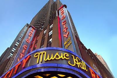 Teatro más importante de la ciudad de Nueva York