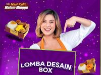 Lomba Desain BOX Nasional 2021 oleh Nasi Kulit Malam Minggu