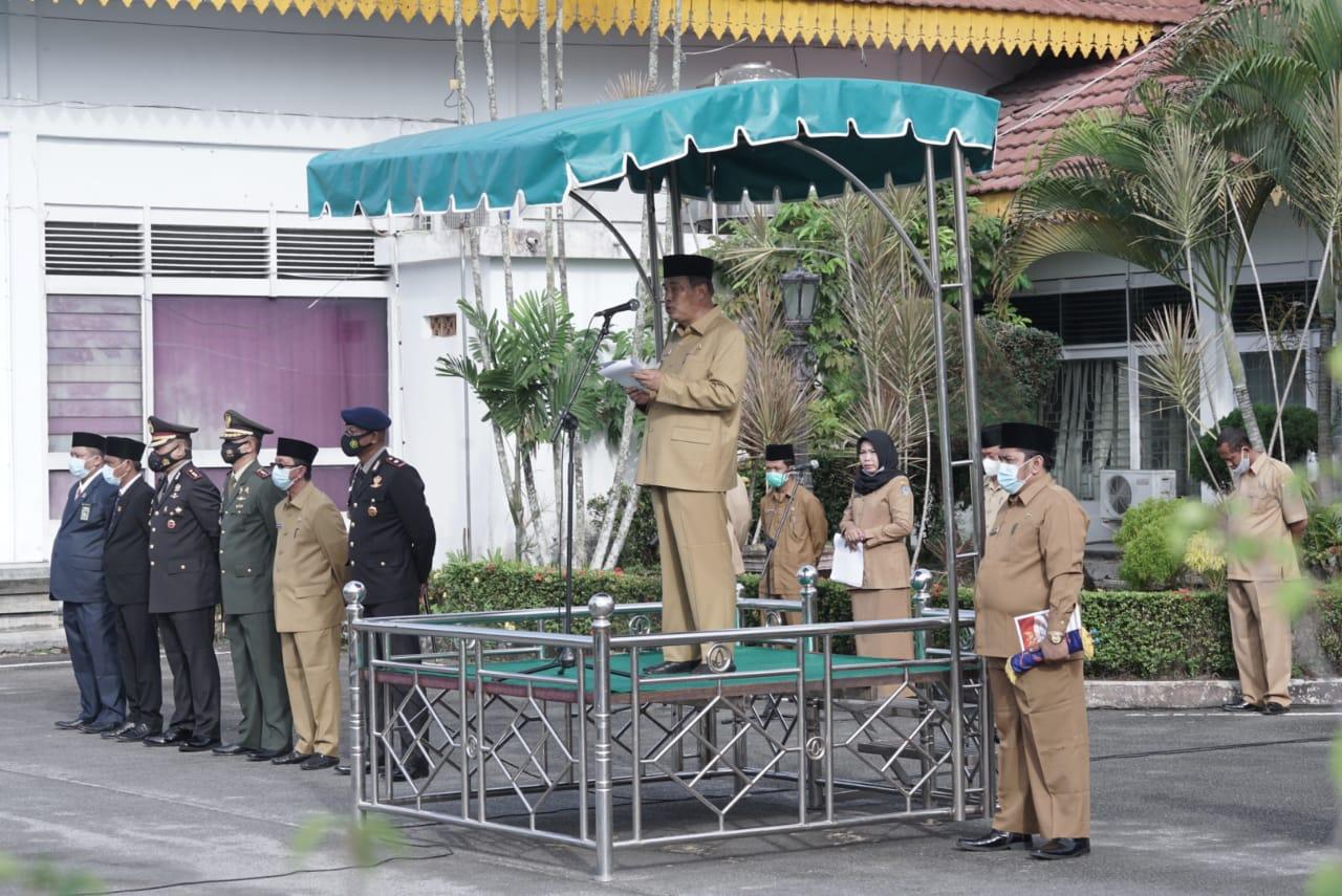 Pemko Memperingati Hari Bersejarah 13 Desember di Tebingtinggi