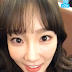SNSD TaeYeon thanks fans through her surprise V broadcast