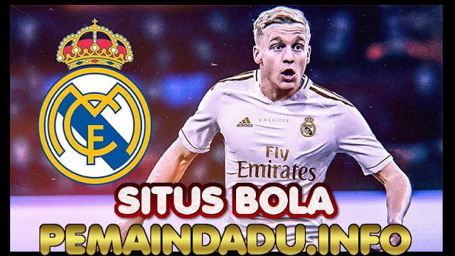 Syarat Donny Van De Beek Untuk Pindah Ke Real Madrid