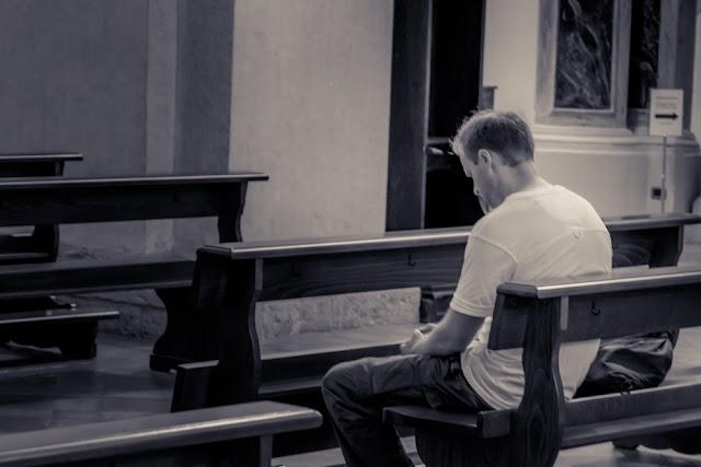 L'attenzione nella preghiera è un'abitudine #contemplattivo