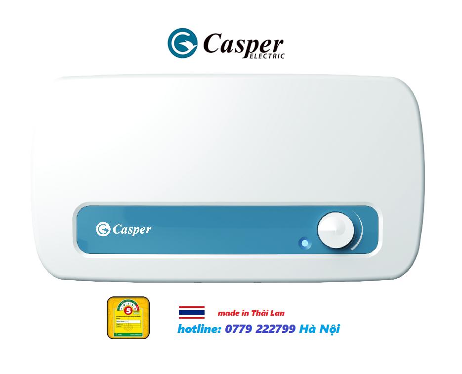 Bình nóng lạnh Casper 15L - 20L - 30 Lít nhập khẩu Thái Lan