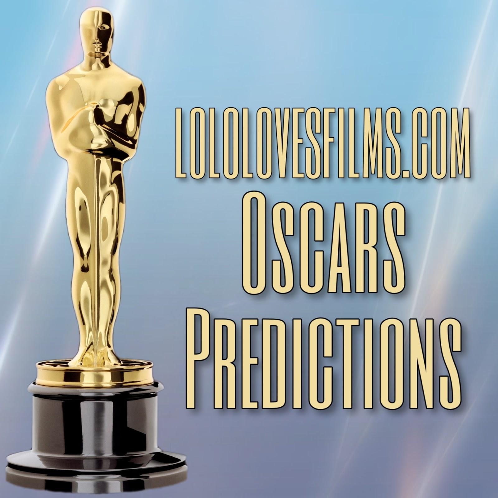 2020 OSCARS PREDICTIONS!