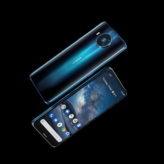 HMD Global expande su portafolio y presenta nuevo smartphone Nokia 5G
