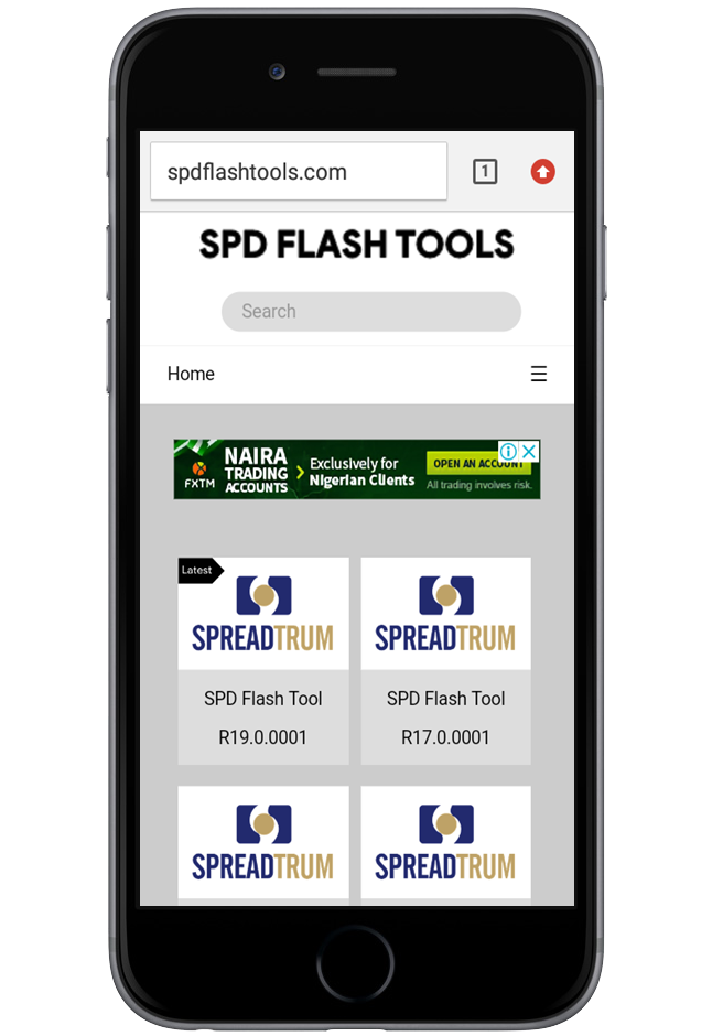 SPD Flash Tools - Database for Spreadrum Flash Tools