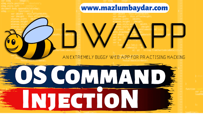 bWAPP | OS Command Injection Açığı