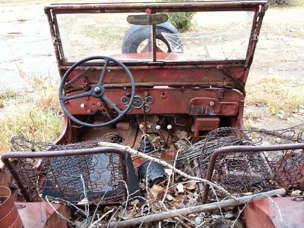 Restoration Project Cars 1945 Jeep Willys Cj2a Project