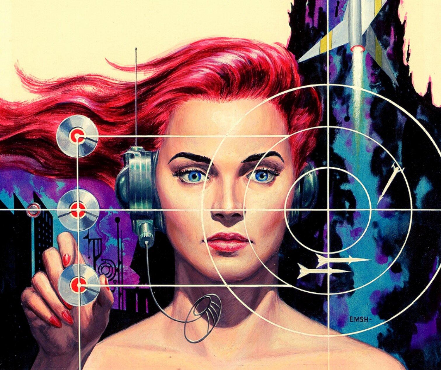 O lugar da mulher nas revistas pulp de ficção científica
