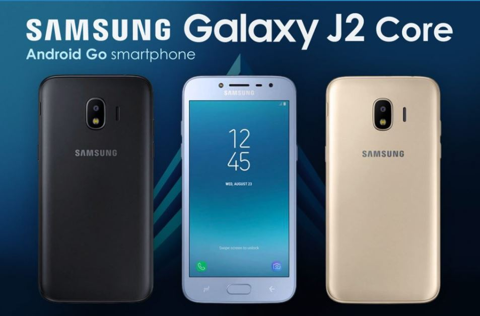 Samsung Galaxy J2 Core 2018 SM-J260F Firmware File Free Download