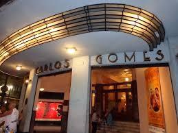 Acessibilidade no Teatro Carlos Gomes