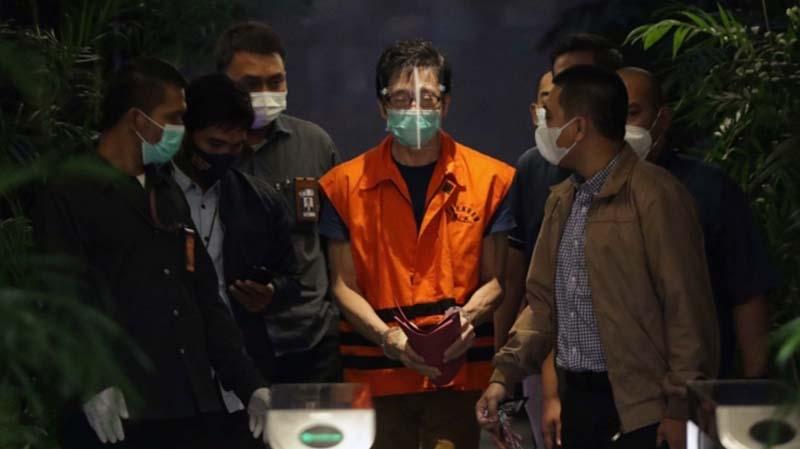Buron Sejak 2020, Samin Tan Akhirnya Ditahan KPK