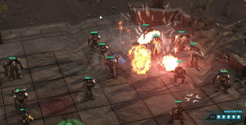 Warhammer 40000 Regicide PC Full Español