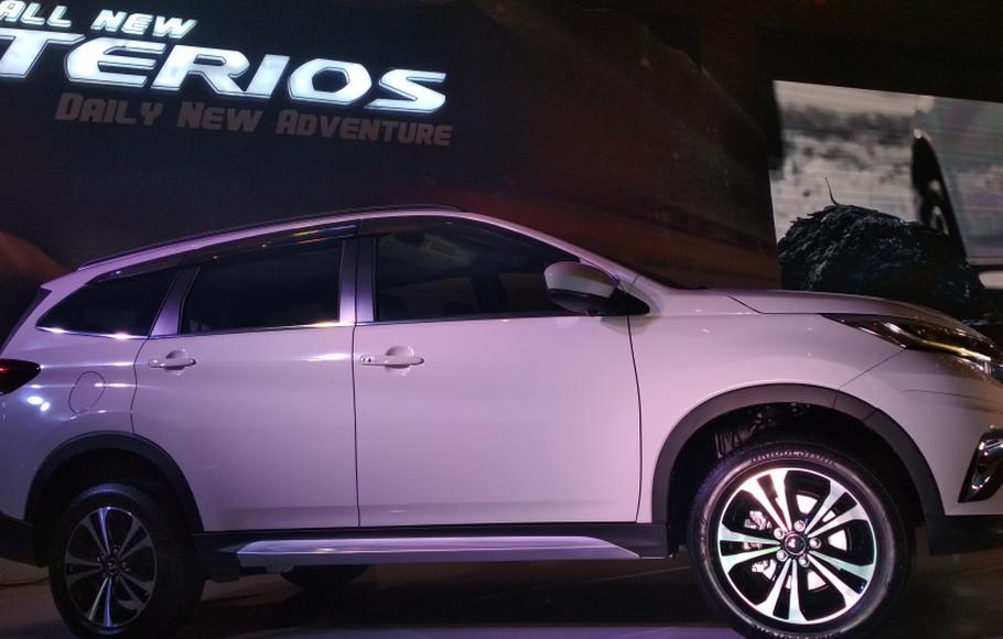 Rilis Model Baru, Daihatsu Naikkan Target Penjualan Terios