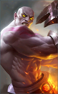 Balmond Power Source Heroes Fighter Tank of Skins V2