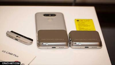 تعرف على المواصفات الرسمية لهاتف LG G5 الجديد