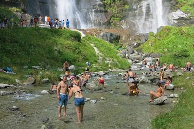 Vacanze in Lombardia - Luoghi belli da vedere - Cascate