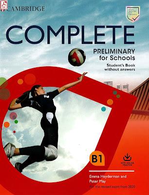 Complete Preliminary for Schools pdf