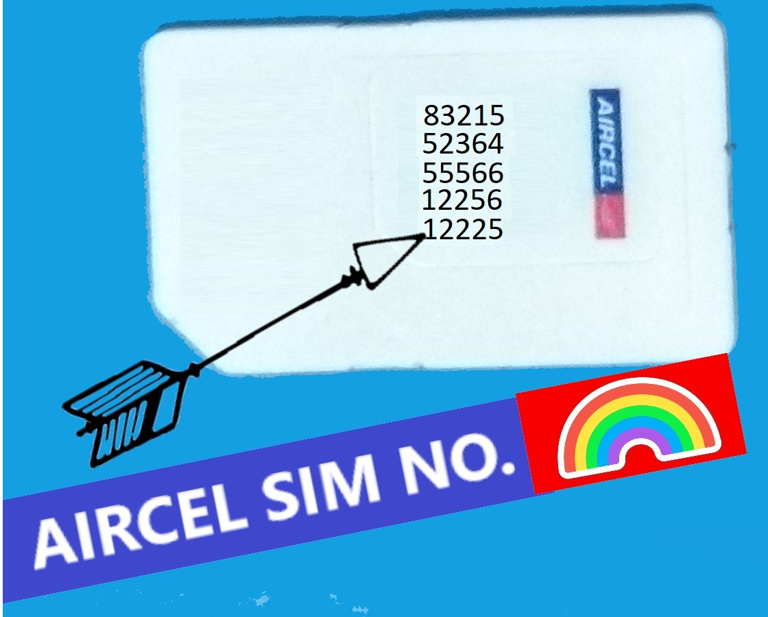 Change Aircel Network to Other Network | Get MNP Code | 100