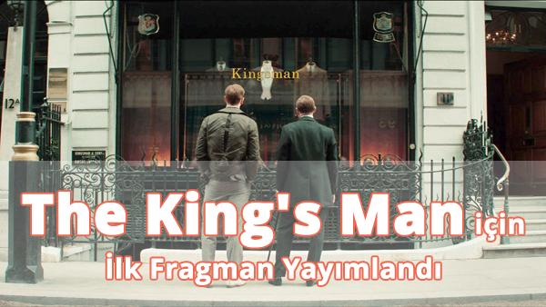 The King's Man Film Fragmanı İzle