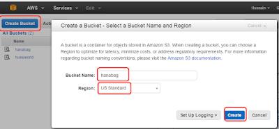 DIY: HANA express edition on Amazon Cloud