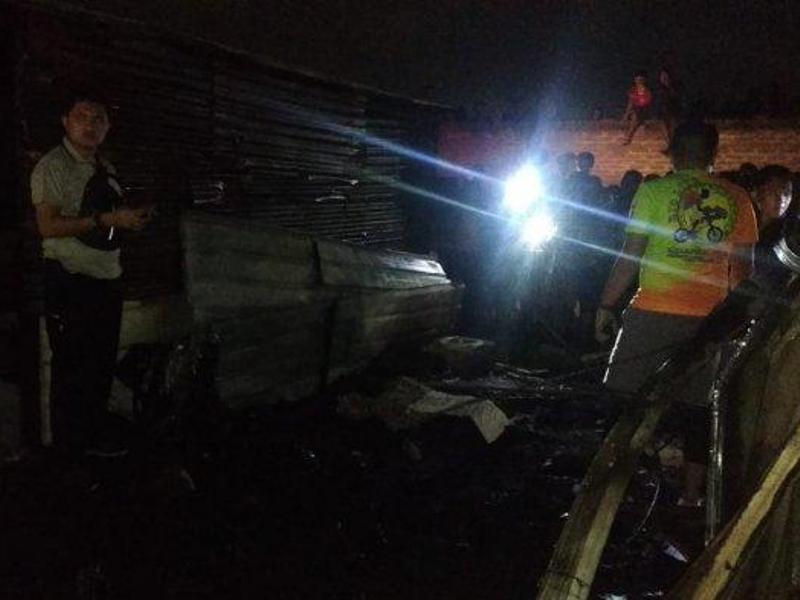 Tragis! Bengkelnya Terbakar, Sang Anak yang Masih Balita Ini Tewas Mengenaskan Dikamar