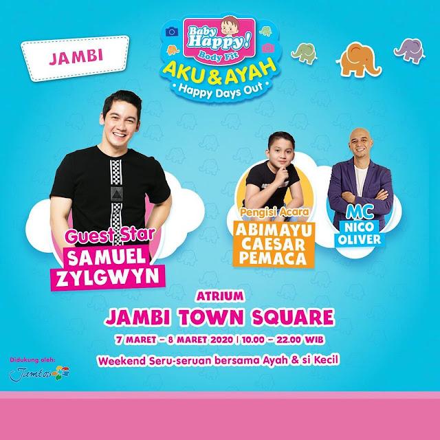 event Jambi