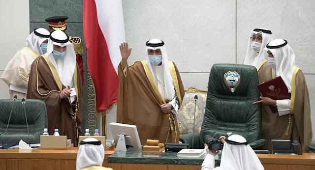 مجلس الأمة، عبد الله جاسم المضف، البرلمان الكويتي ، حربوشة نيوز