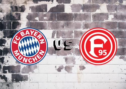 Bayern München vs Fortuna Düsseldorf  Resumen Y Partido Completo