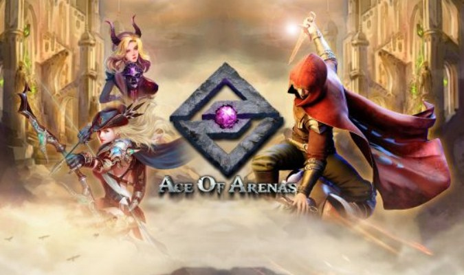 Game MOBA Unik Wajib Main - Ace of Arenas