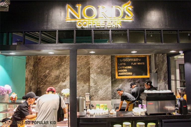 Nord's Coffee Bar in The Alley by Vikings, BGC