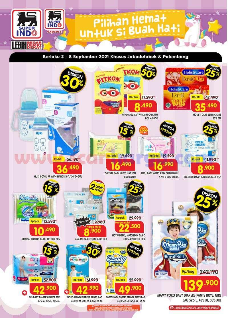 Katalog Superindo Promo Terbaru 2 - 8 September 2021 12