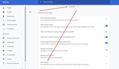 Cara Menonaktifkan Notifikasi Iklan di Google Chrome1