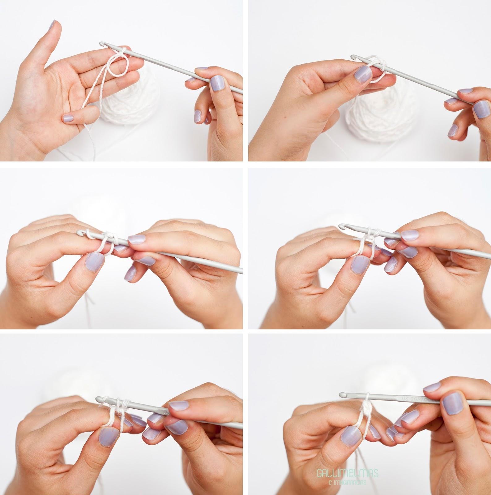 3 nociones básicas de ganchillo para iniciarte con los amigurumis + ...