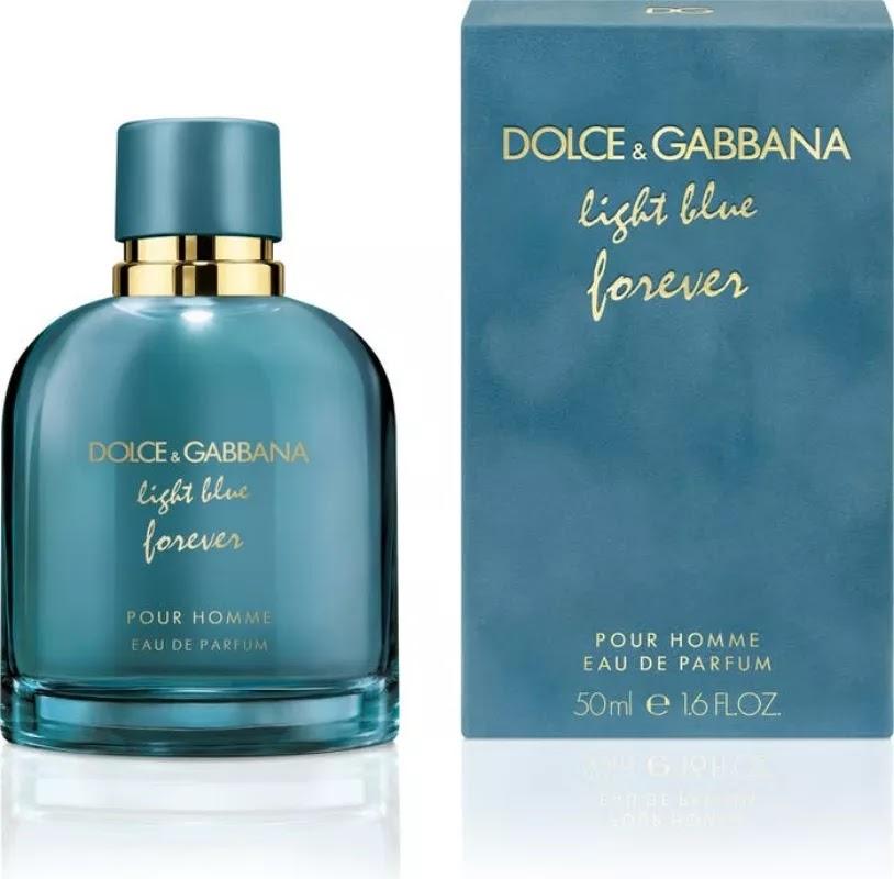 Dolce & Gabbana -  Light Blue Pour Homme Forever Eau de Parfum