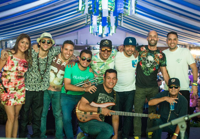 ESPECTÁCULO: Adicorock presenta: Reggaeflow Party