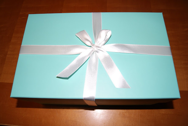 Rustically Elegant Wedding Tiffany Blue Surprise